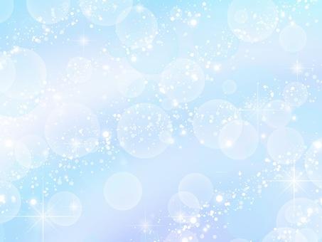 Soap bubbles background 1