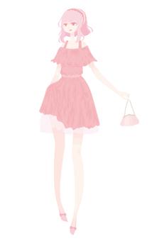 Dress girl 1