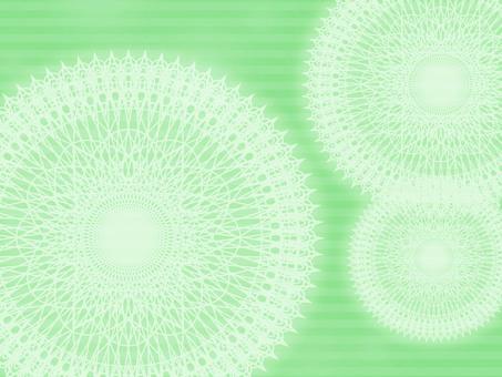 배경 (녹색)