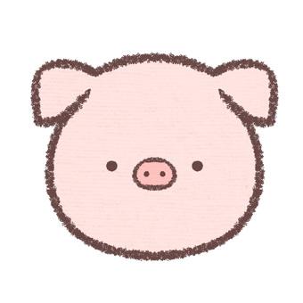 Icon pig