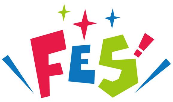 FES ☆ Fest ☆ POP logo