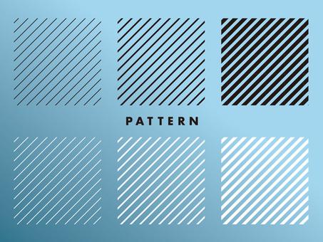 Pattern _ blue