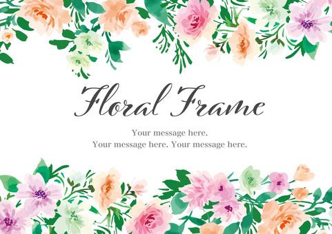 Floral frame6