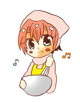 ■ Akari-chan food ■