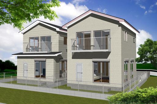 New construction condominium