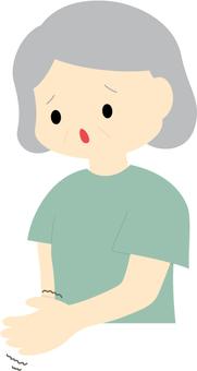 Parkinson's tremor