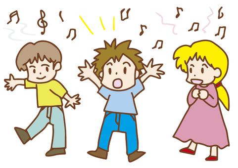 歌う・踊る