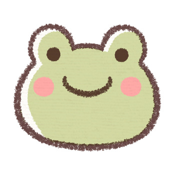 Icon frog