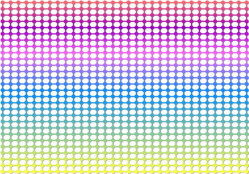 Colorful net pattern background