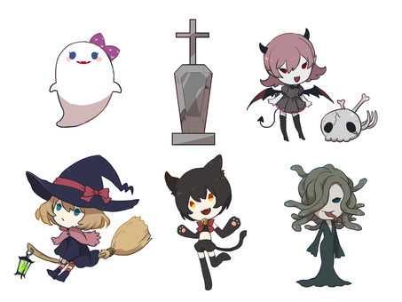 Halloween (female team)