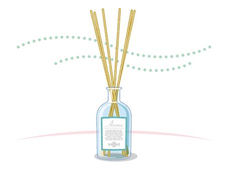 Aroma diffuser (blue)