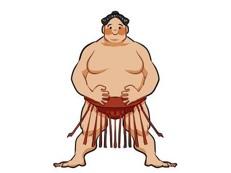 Sumo / sumo wrestler ③