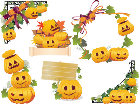 Halloween material summary