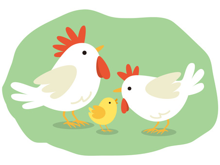 Chicken's family