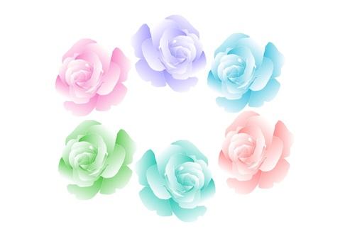 Wallpaper · Rose