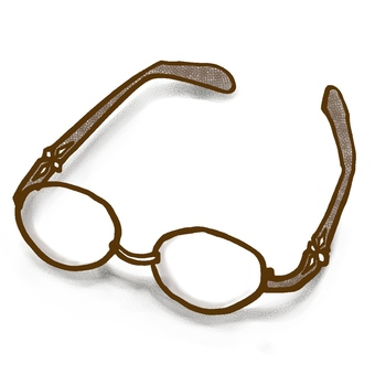 Glasses simple