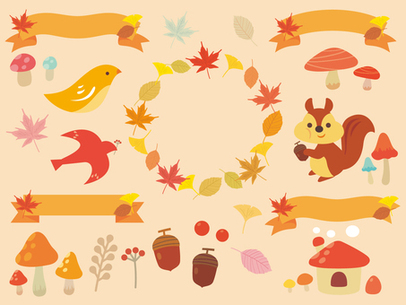 Fall illustration collection (3)