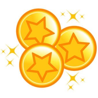 Shining ☆ Coins (multiple