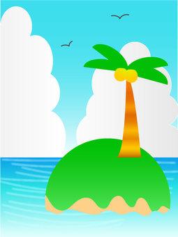 Island of Tropical Island