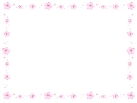 벚꽃의 테두리 2