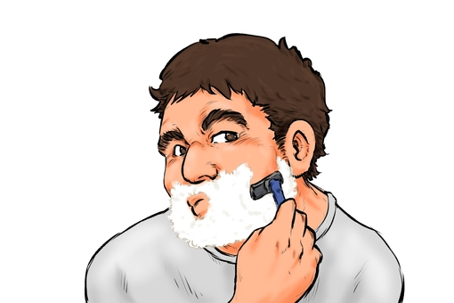 A shave