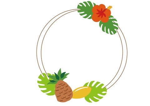 Tropical frame