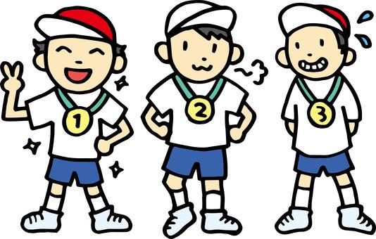 Athletic meeting (ranking)