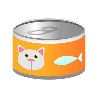 Cat - canned cat food