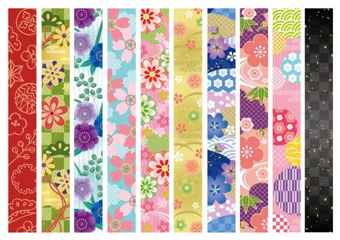 Japanese Pattern Line 2