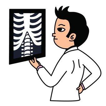 查看X射線