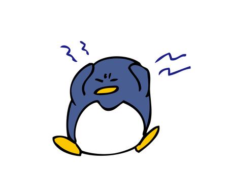 Frustrating penguin