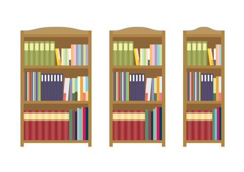Bookcase 01