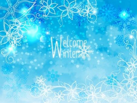 デザイン:冬アイテム2