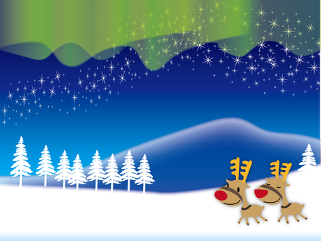 Christmas Eve Reindeer Fugitive