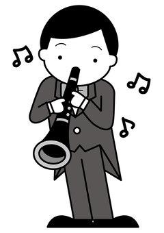 Clarinet 2c