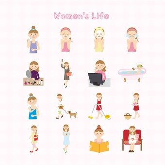 Women's lifestyle