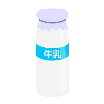 Bottle milk