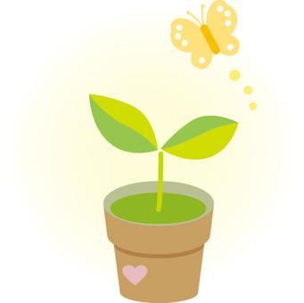 Illustrations Free Futaba Butterfly Heart