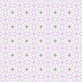 Purple geometric pattern