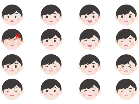 Male expression