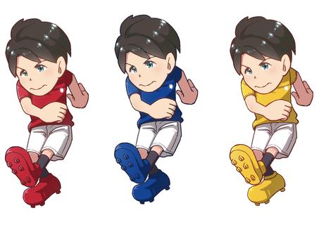 Moe Soccer Boy