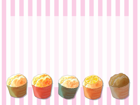 Muffin's card (pink)