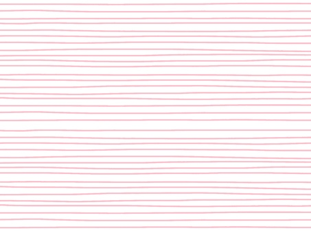 Hand-painted striped pink