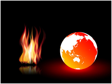 Earth and Flame
