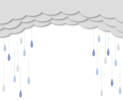 Rain clouds background frame 1