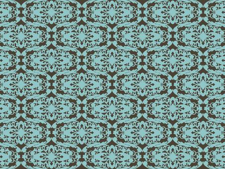 Arabesque pattern wallpaper 14