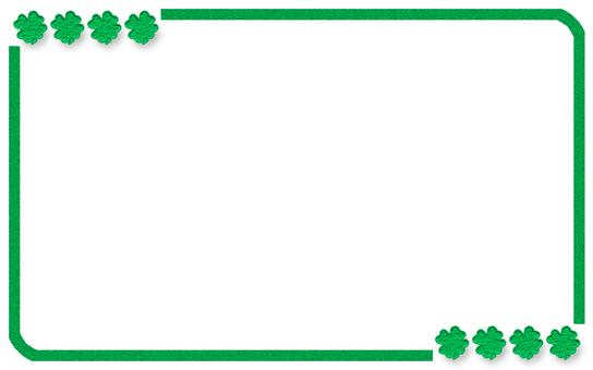 Clover (4 leaves)