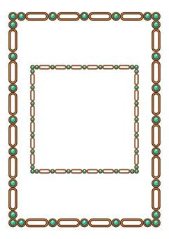 框架(青銅)