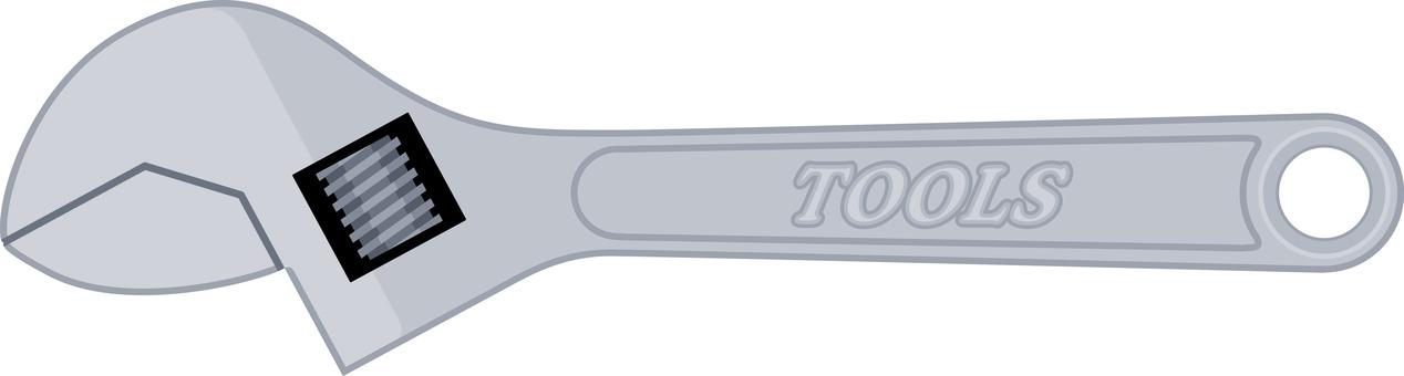 Tool Monkey Wrench
