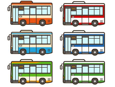 노선 버스 1